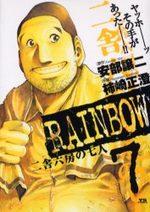 Rainbow 7 Manga