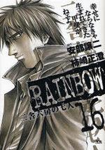 Rainbow 16 Manga
