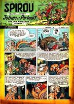 Le journal de Spirou 993