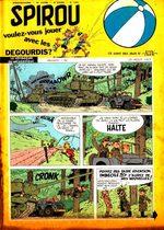 Le journal de Spirou 1011