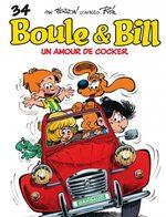 Boule et Bill T.34 BD