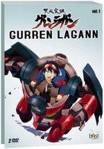 Gurren Lagann 1 Série TV animée