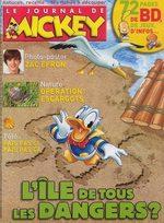 Le journal de Mickey 2966 Magazine
