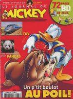 Le journal de Mickey 2968 Magazine