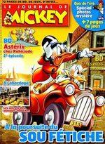 Le journal de Mickey 2983 Magazine