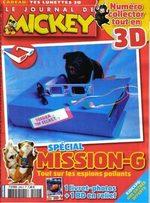 Le journal de Mickey 2990 Magazine
