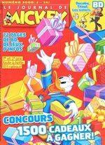 Le journal de Mickey 2998 Magazine