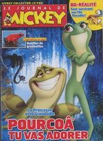 Le journal de Mickey 3005 Magazine