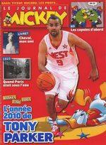 Le journal de Mickey 3007 Magazine
