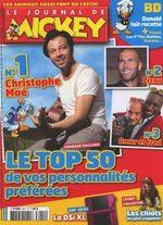 Le journal de Mickey 3011 Magazine