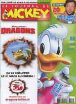Le journal de Mickey 3014 Magazine