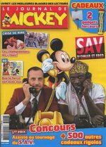 Le journal de Mickey 3016 Magazine