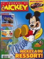 Le journal de Mickey 3022 Magazine