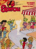 Le journal de Spirou 2264