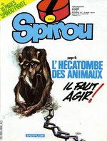 Le journal de Spirou 2252