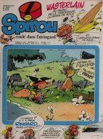 Le journal de Spirou 2115