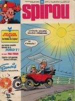 Le journal de Spirou 1936