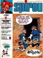 Le journal de Spirou 1833