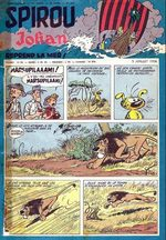 Le journal de Spirou 951