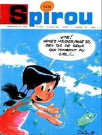 Le journal de Spirou 1476
