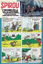 Le journal de Spirou 934