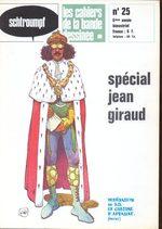 Schtroumpf Les cahiers de la bande dessinée 25 Magazine