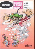 Schtroumpf Les cahiers de la bande dessinée 29 Magazine