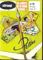 Schtroumpf Les cahiers de la bande dessinée 31 Magazine