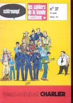 Schtroumpf Les cahiers de la bande dessinée 37 Magazine