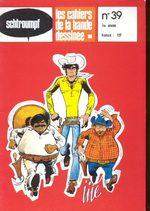 Schtroumpf Les cahiers de la bande dessinée 39 Magazine