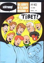 Schtroumpf Les cahiers de la bande dessinée 40 Magazine