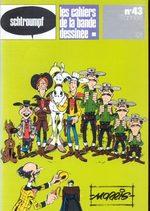Schtroumpf Les cahiers de la bande dessinée 43 Magazine