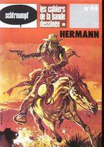 Schtroumpf Les cahiers de la bande dessinée 44 Magazine