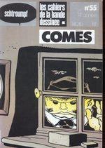 Schtroumpf Les cahiers de la bande dessinée 55 Magazine