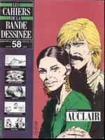 Schtroumpf Les cahiers de la bande dessinée 58 Magazine