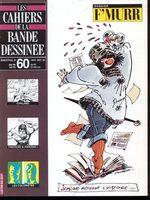 Schtroumpf Les cahiers de la bande dessinée 60 Magazine