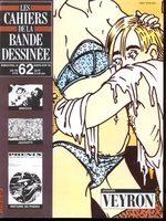 Schtroumpf Les cahiers de la bande dessinée 62 Magazine