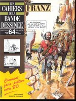 Schtroumpf Les cahiers de la bande dessinée 64 Magazine