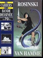 Schtroumpf Les cahiers de la bande dessinée 70 Magazine