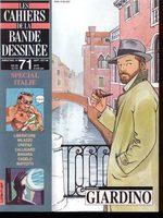 Schtroumpf Les cahiers de la bande dessinée 71 Magazine