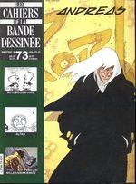 Schtroumpf Les cahiers de la bande dessinée 73 Magazine