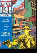 Schtroumpf Les cahiers de la bande dessinée 75 Magazine
