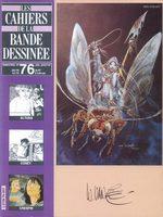 Schtroumpf Les cahiers de la bande dessinée 76 Magazine