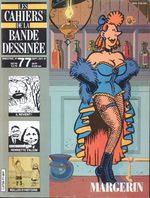 Schtroumpf Les cahiers de la bande dessinée 77 Magazine