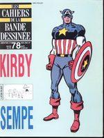 Schtroumpf Les cahiers de la bande dessinée 78 Magazine