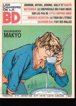 Schtroumpf Les cahiers de la bande dessinée 79 Magazine