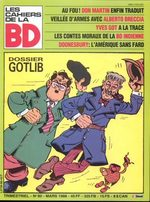 Schtroumpf Les cahiers de la bande dessinée 80 Magazine