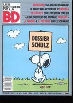 Schtroumpf Les cahiers de la bande dessinée 81 Magazine