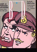 Schtroumpf Les cahiers de la bande dessinée 84 Magazine