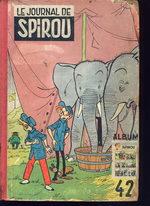 Le journal de Spirou # 42